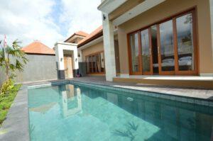 Long term rental villa Amelia in Canggu, yearly rental villa