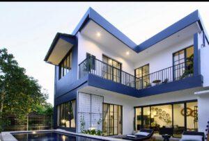 Long Term Rental Villa Catty in Berawa, Yearly Rental Villa