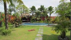 long term rental villa Bailee in Kerobokan, yearly rental villa