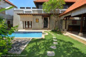 Long Term Rental Villa Clara in Petitenget