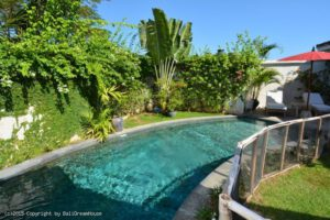 Long Term Rental Villa Claudia in Umalas, Yearly Rental Villa