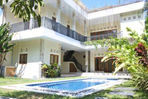 long term rental villa Erica in Pererenan, yearly rental villa