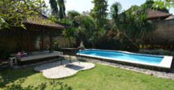 Villa Juliet in Sanur – AY592