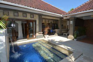 long term rental villa Kai in Sanur, yearly rental villa