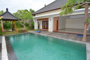 long term rental villa Chana in Berawa, yearly rental villa