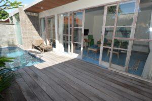 long term rental villa Felicity in Sanur, yearly rental villa
