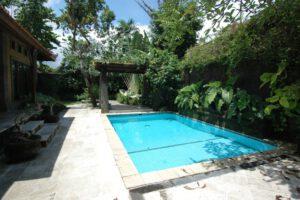 long term rental villa heavenly in Sanur, yearly rental villa