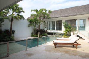 long term rental villa Ellis in Berawa, yearly rental villa