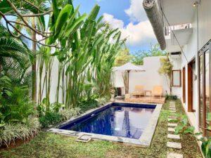 long term rental villa Avery in Berawa, yearly rental villa