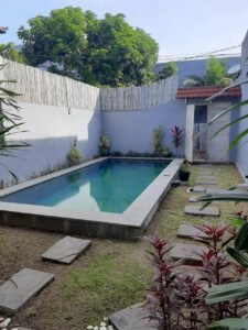 long term rental villa Rama in Kerobokan, yearly rental villa
