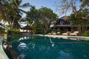 long term rental villa Anahi in Canggu, yearly rental villa