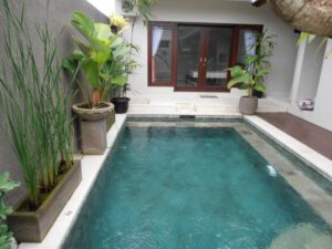 long term rental villa Heidi in Sanur