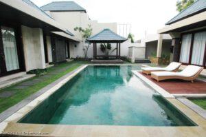 long term rental villa Bianca in Sanur, yearly rental villa