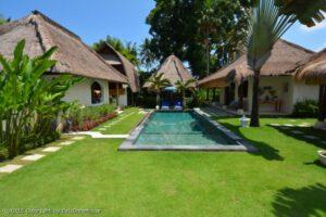 long term rental villa Daphe in Pererenan, yearly rental villa