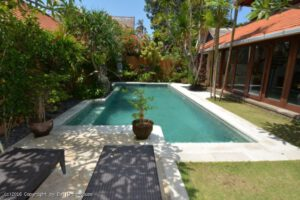 long term rental Villa Dream in Sanur, yearly rental villa