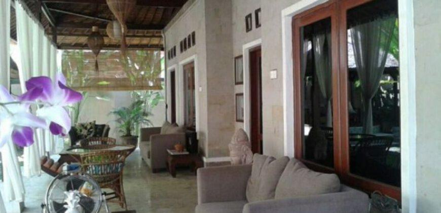 Villa Maddison in Kerobokan – AY822