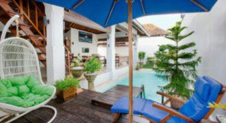 3-bedroom Villa Noor in Kerobokan