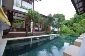 long term rental Villa Aileen in Jimbaran, yearly rental villa