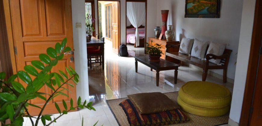 Villa Bonnets in Kerobokan – AR070