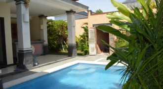 Villa Oxalis in Kerobokan – AR058