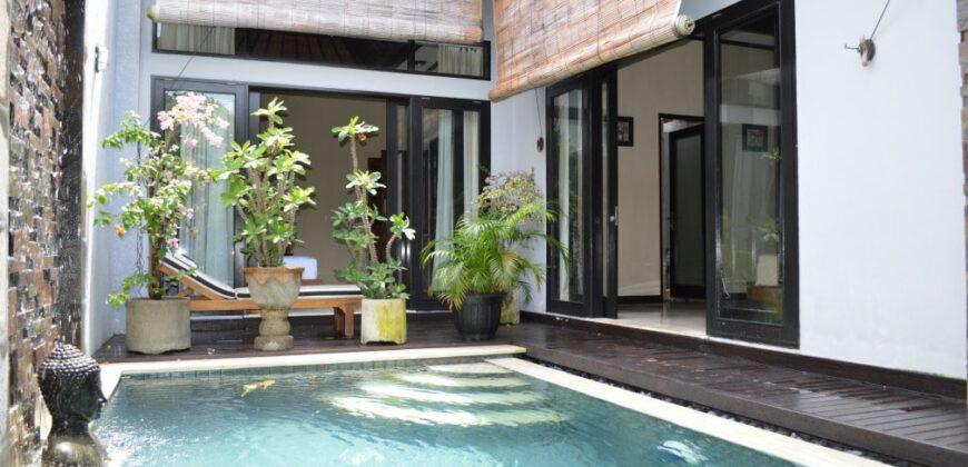 Villa Blue Hyacinth in Kerobokan – AR056