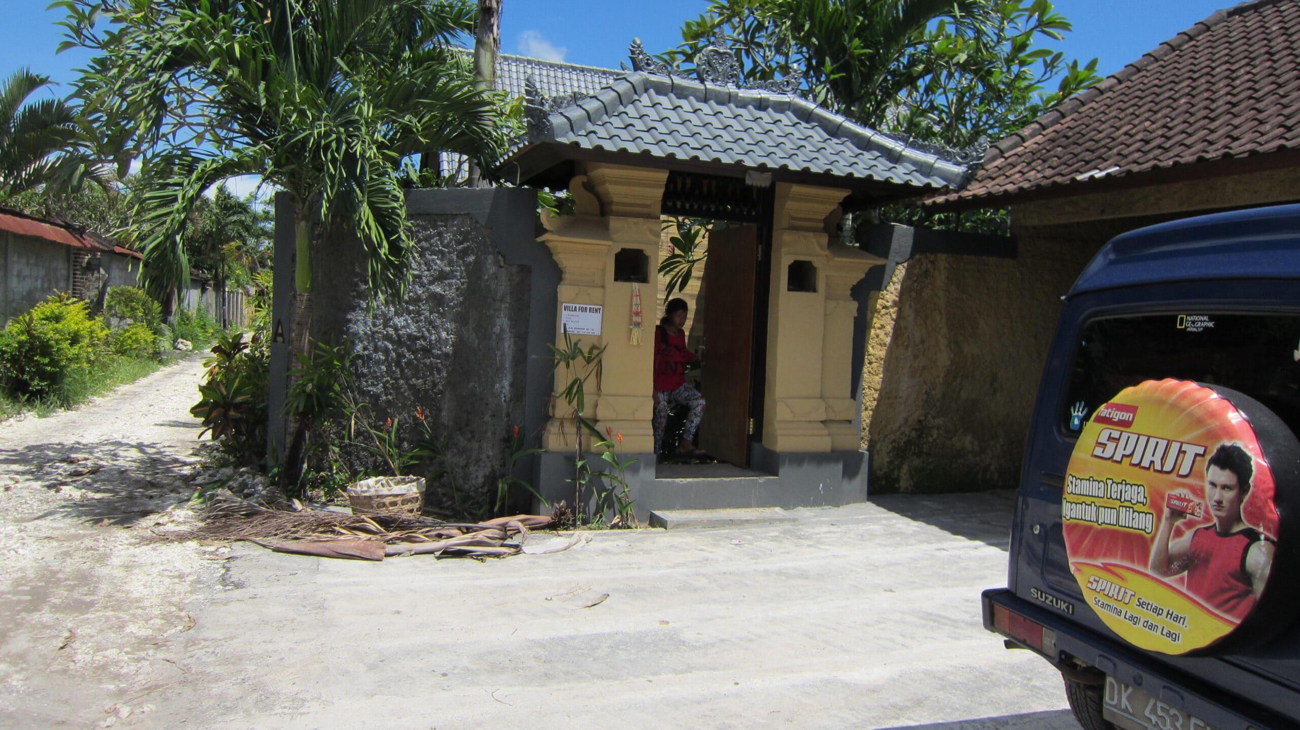 Villa Bellflower in Seminyak – AR041