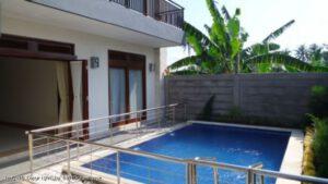 Long term rental villa Celine in Saba, yearly rental villa