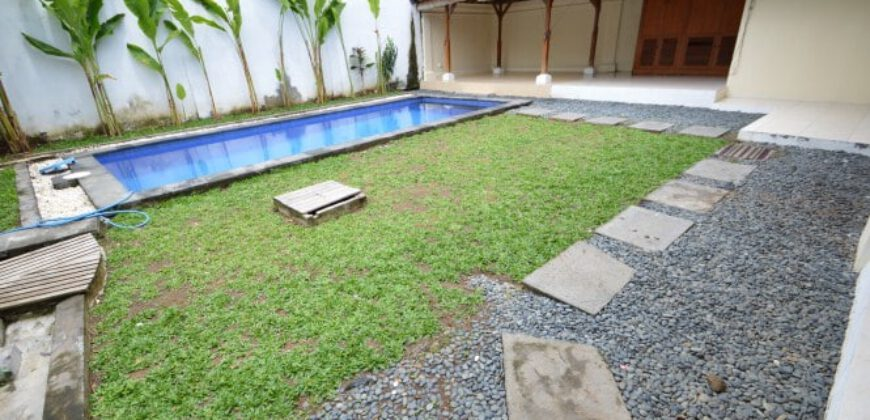 Villa Malaysia in Seminyak – AR459