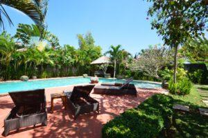 long term rental Amaia in Umalas, yearly rental villa