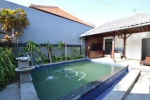 long term rental villa Ada in Sanur, yearly rental villa
