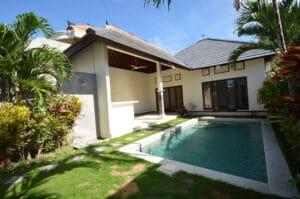 long term rental villa Annie in Kerobokan, yearly rental villa