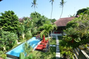 long term rental villa Reign in Umalas, yearly rental villa