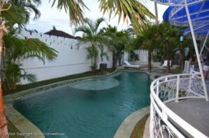 long term rental villa Julieta in Seminyak, yearly rental villa