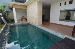 long term rental villa Kimber in Kerobokan, yearly rental villa