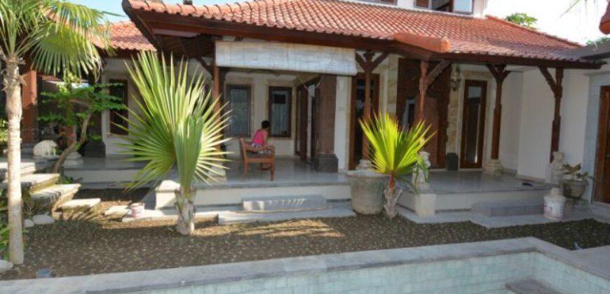 Villa Lila in Sanur – AY742