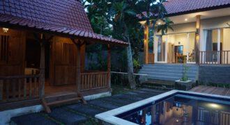 Villa Sariyah in Canggu – AY1168