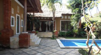 Villa Faustine in Sanur – YA333
