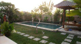 Villa Banyu in Umalas – VI106