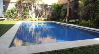 Villa Cahya in Seminyak – VI137