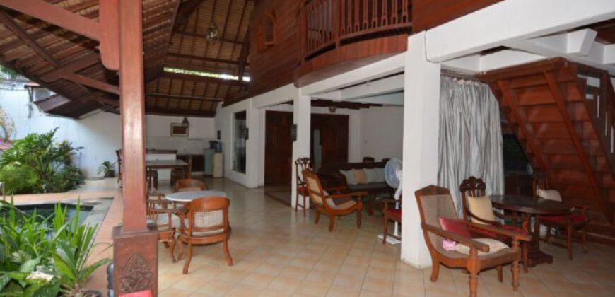 Villa Escondido in Seminyak – AY448