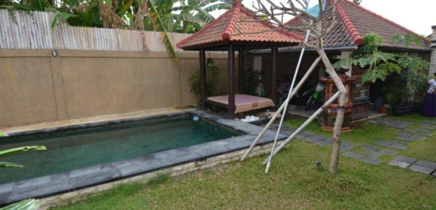 Villa Luis in Sanur – AY489