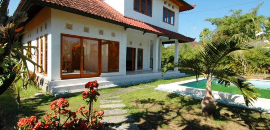 Villa Sitka in Kerobokan – AY315