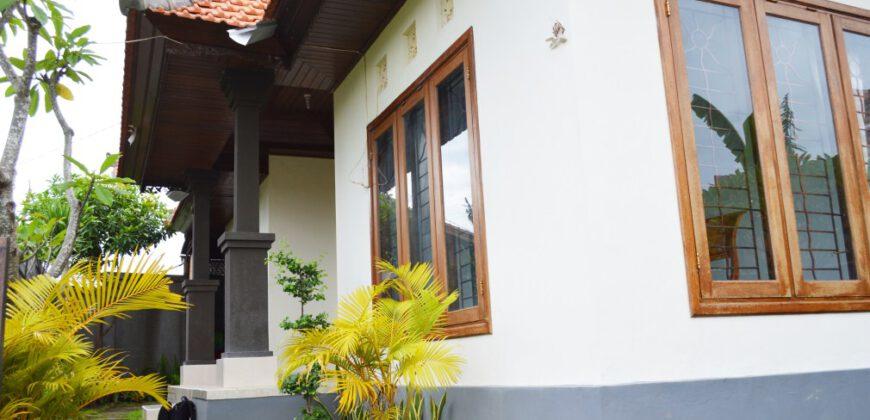 House Tallis in Kerobokan – AR039
