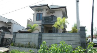 House Alanis in Sanur – AY54