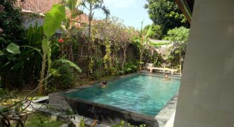 Villa Holly in Sanur – YA38