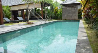 Bali Long Term Rental Villa Adalyn in Umalas