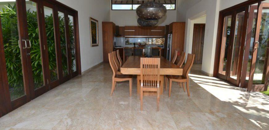 Bali Long Term Rental Villa Adeline in Nusa Dua