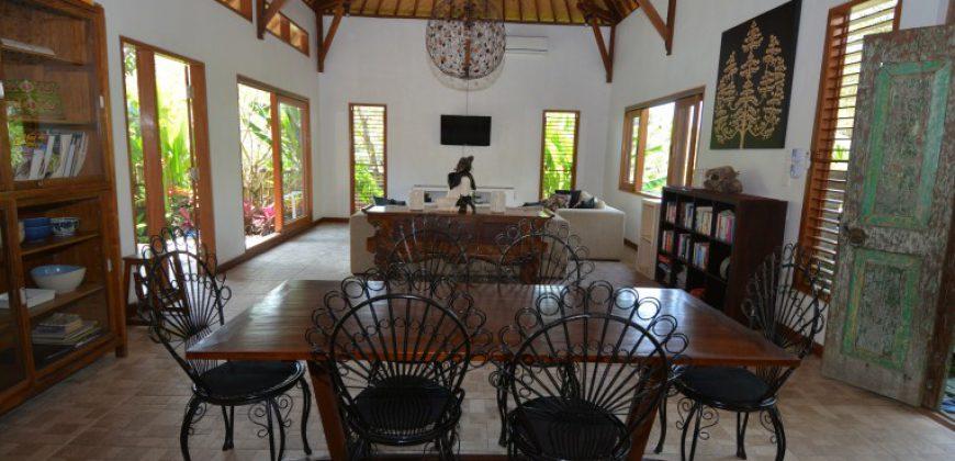 Bali Long Term Rental Villa Adelyn in Tanah Lot